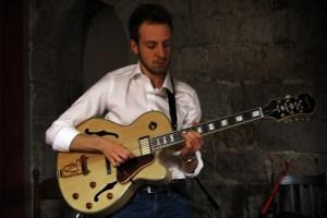 Corso di chitarra jazz blues a Genova