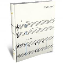 Caravan – Arrangiamento per Sax Tenore, Tromba e Pianoforte