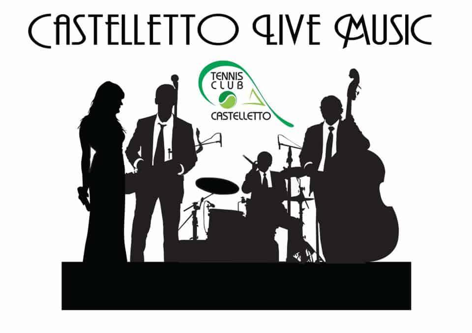 Concerto presso Tennis Club Castelletto